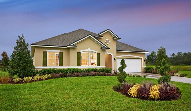 The Dalton model home