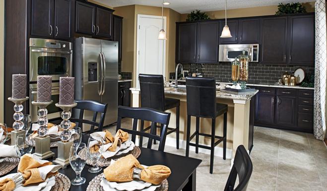 The Hawthorne kitchen