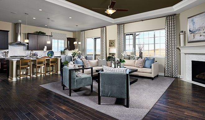 Discover The Ranch Style Daniel Floor Plan Richmond