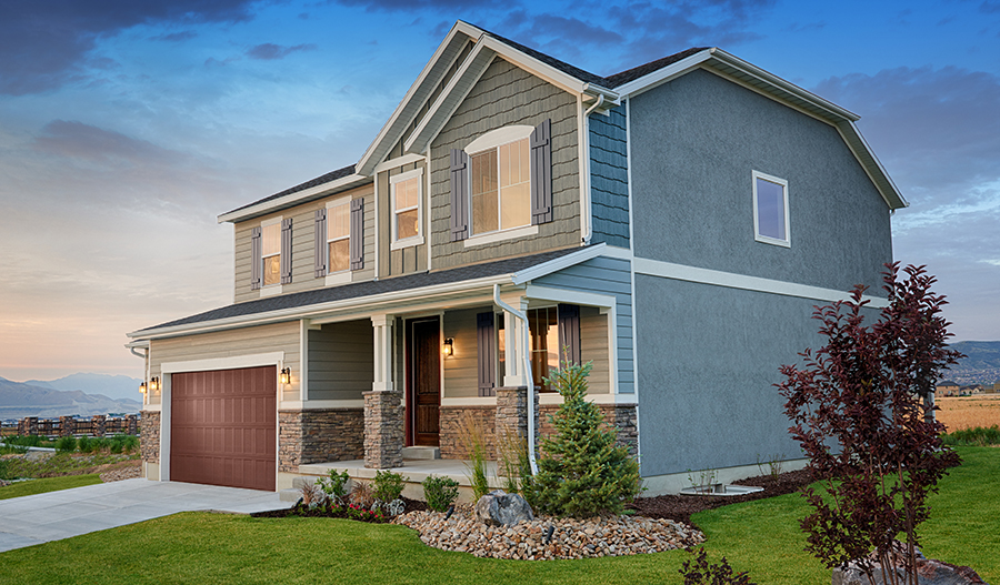 Explore the popular hemingway floor plan richmond for Home designs utah