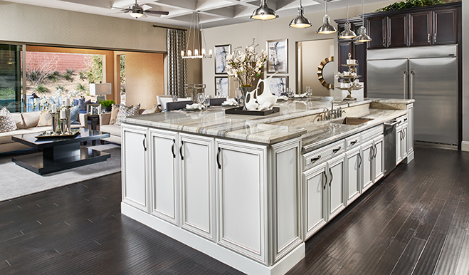 Kitchen island, Robert model, Las Vegas