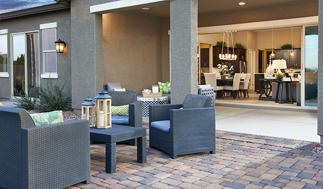 Outdoor living, Robert model, Phoenix