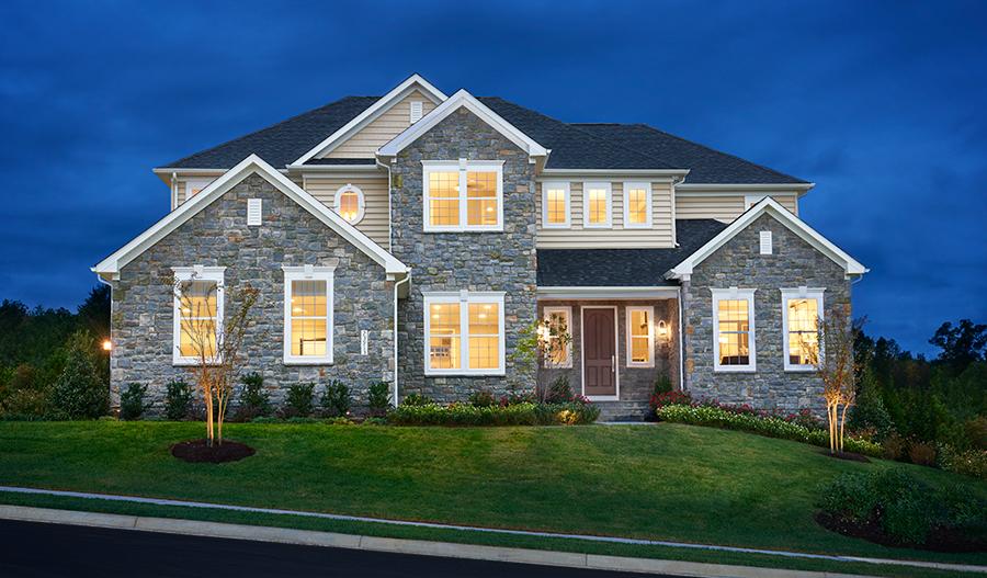 Harmon model home