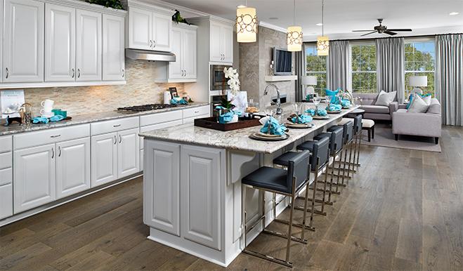 Kenrick model kitchen