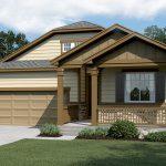 Artist rendering of the Arlington home
