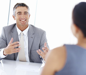 Interview Sales Agents