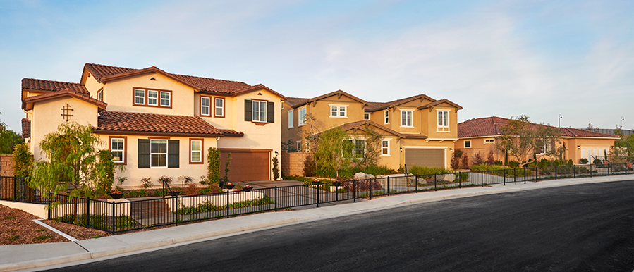 Southern California streetscape | new communities for 2017