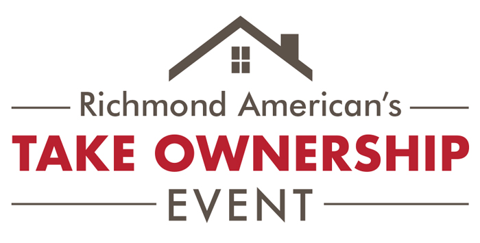 Take Ownership Event logo – motivate homebuyers in March