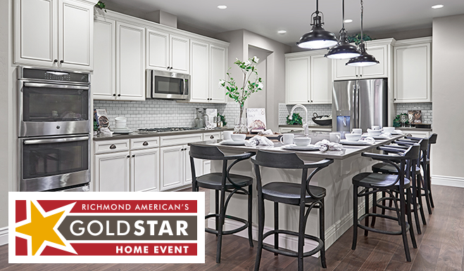 Gold Star Home Event