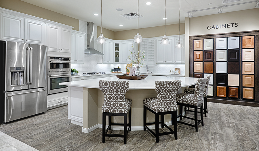 There Ers Who Choose To Build A New Richmond American Home From The Ground Up Select Interior Design Options That Fit Their Personal Taste And