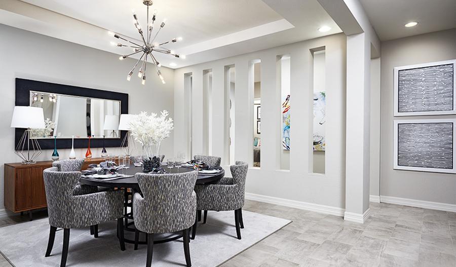 Dining room | Ryder model home