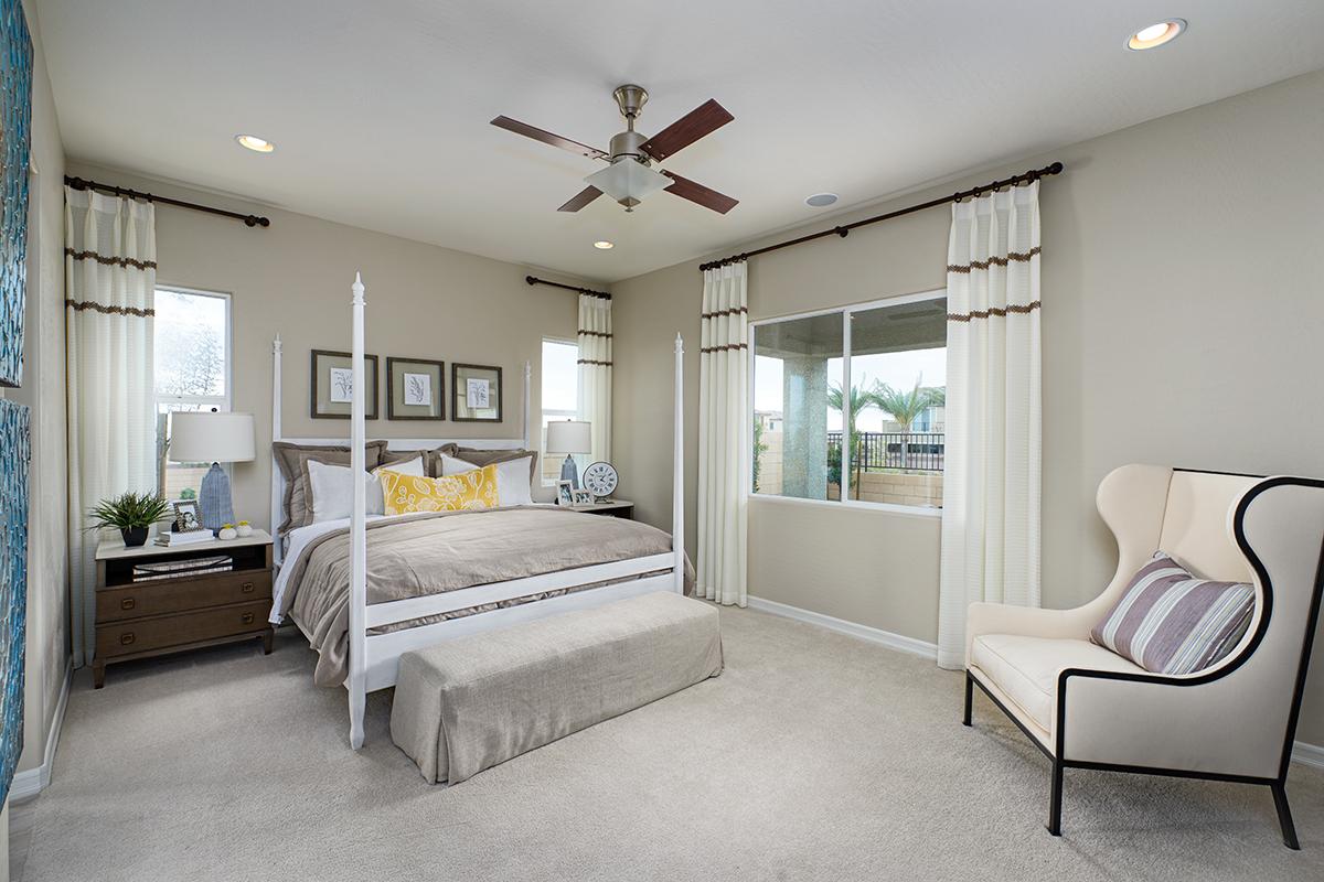 Paige master bedroom