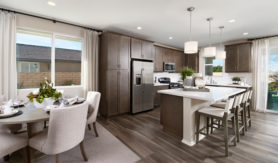 Kitchen in the Pearl