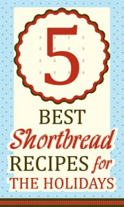 5 Best Shortbread Recipes pin