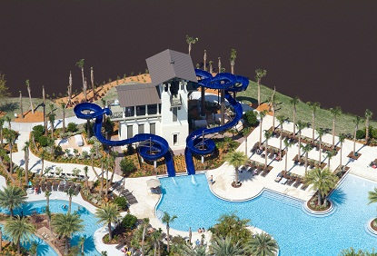 Nocatee Splash Water Park in Ponte Vedra