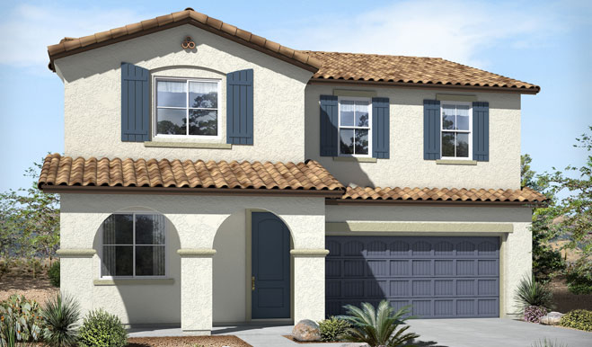 Stacey model home in Tolleson, AZ