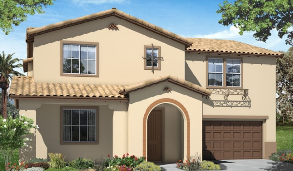 Neal floor plan in Temecula, California
