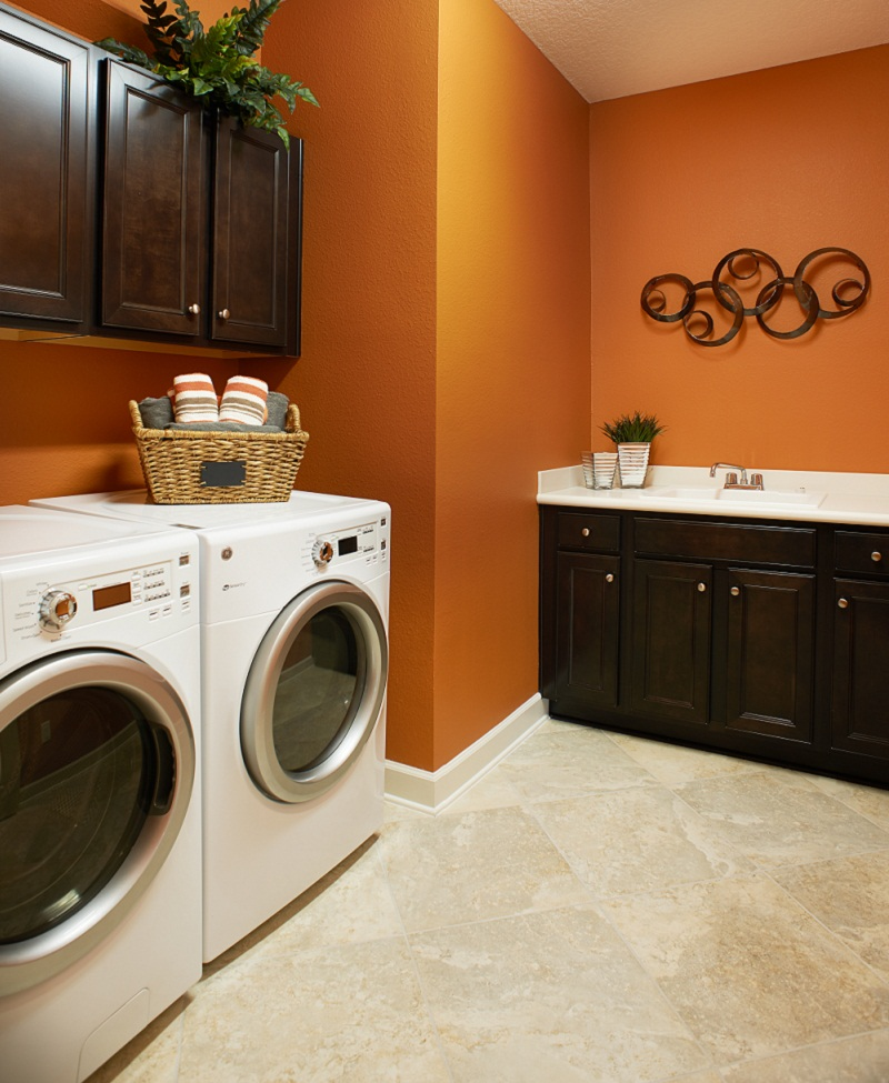 laundry room organization five important steps