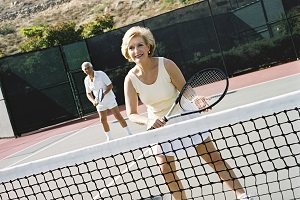 retirement tennis