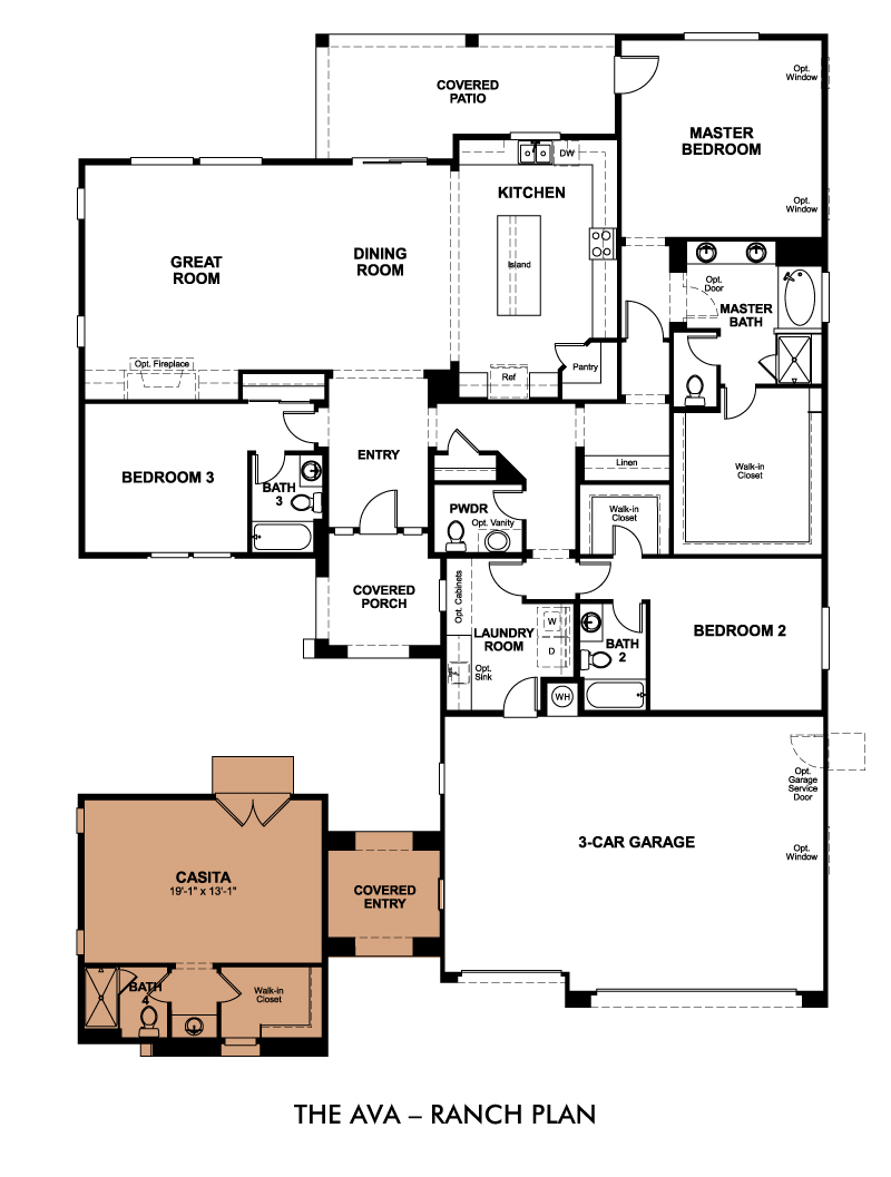 Richmond home plans