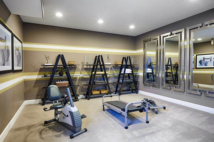Dreaming of a home gym make it happen this year richmond american