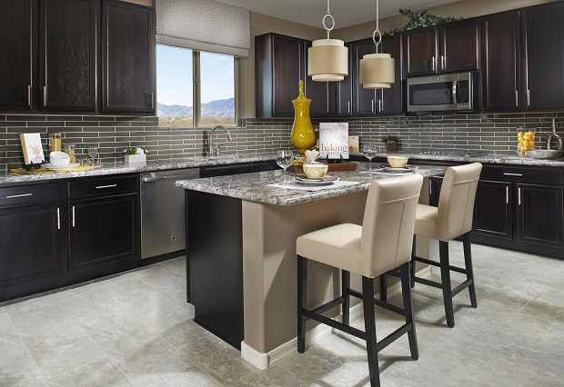 Kitchen design learn how to get this designer look for Show me beautiful kitchens