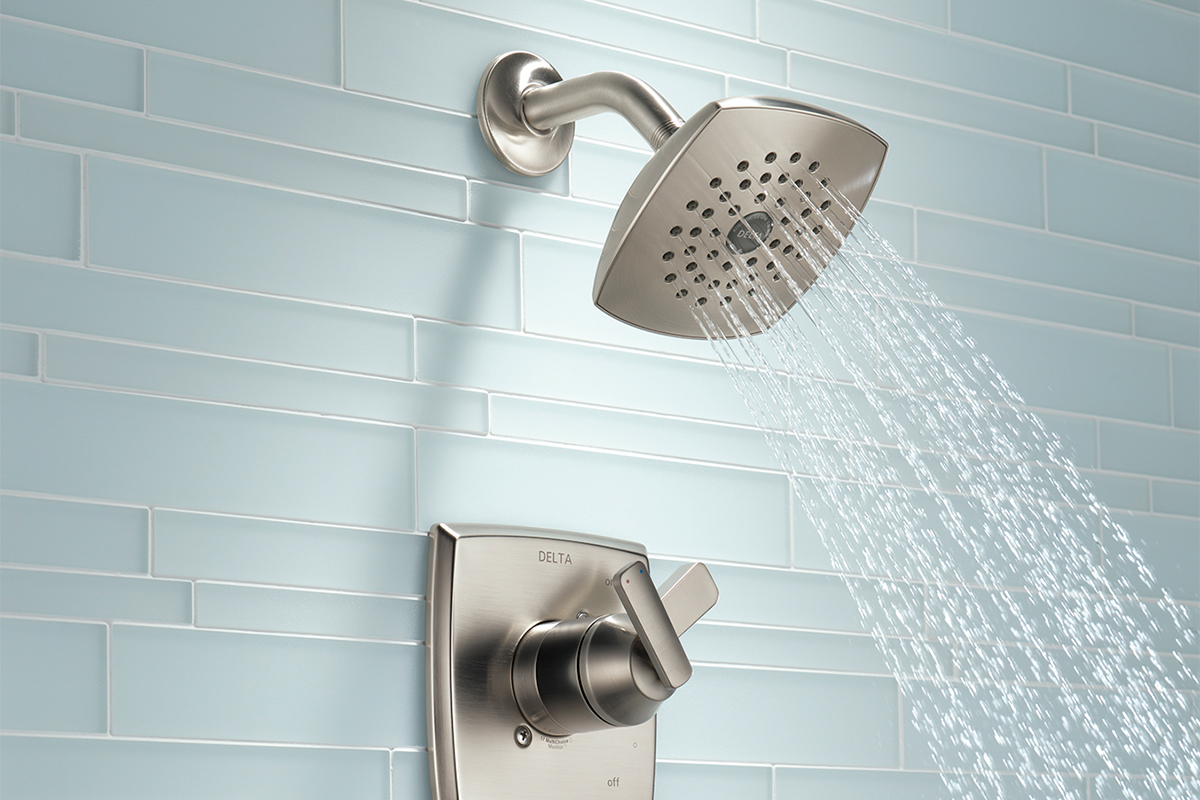 Delta® Ashlyn™ shower head • Model #: T17264-SS