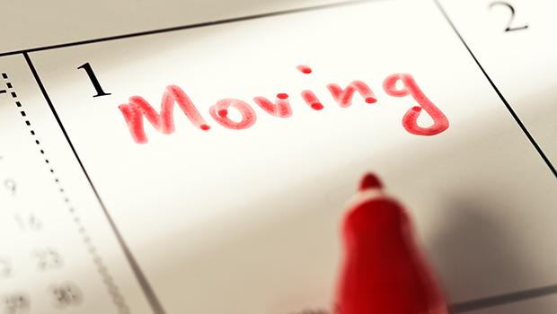prepare for moving