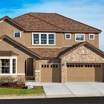 The Dayton model home at Saddle Rock