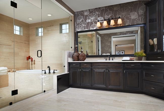 The Harmon Master Bath