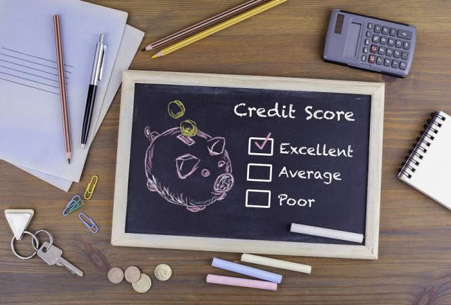 Get an idea of what credit score you'll need for a mortgage.