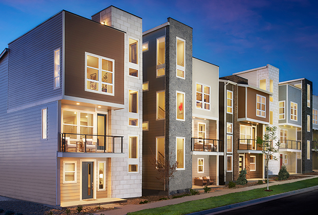 Cityscape Collection homes