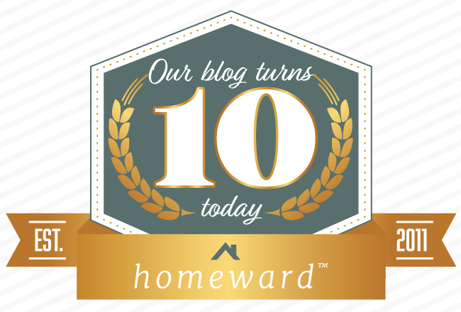 Homeward Blog Turns 10 Years Old