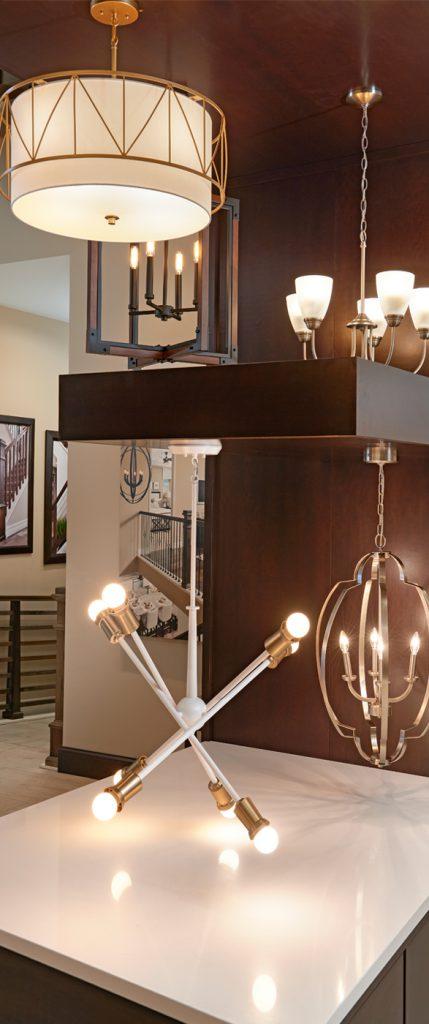 Home Gallery lighting