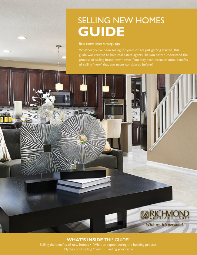 Selling New Homes Guide