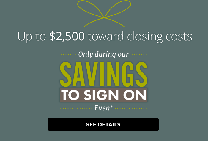 January Savings to Sign On