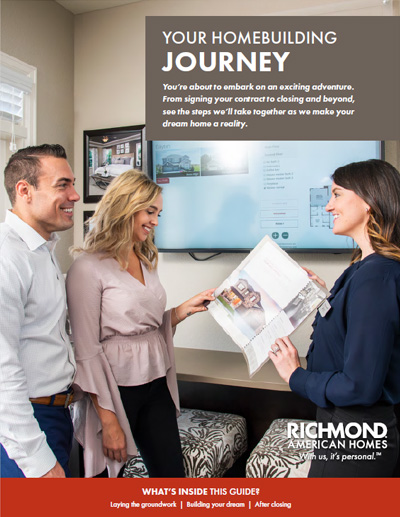 Your Homebuilding Journey Guide
