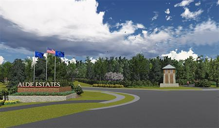 New Homes In Aldie Va Home Builders In Aldie Estates