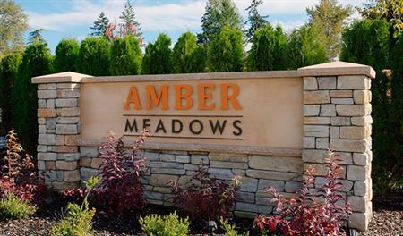 Amber Meadows - Entrance