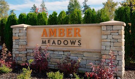 Amber Meadows - Entrance