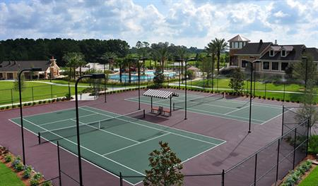 Rolling Hills at Lake Asbury - Tennis Courts