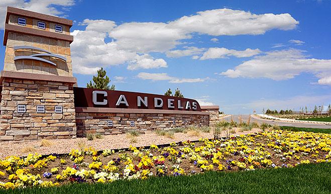 Candelas - Entrance