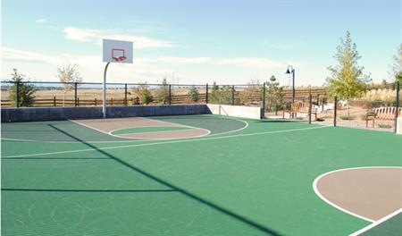 Copperleaf - Basketball Court