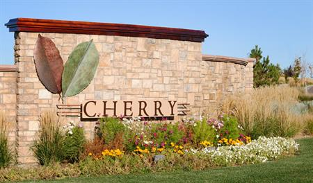 Cherry Neighborhood at Copperleaf - Entrance