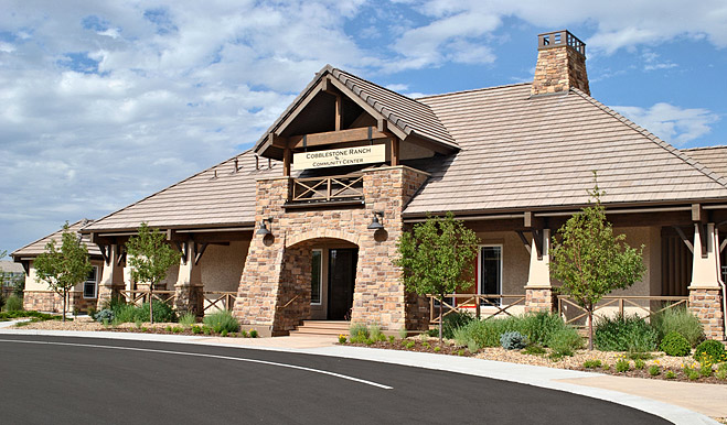 Cobblestone Ranch - Community Center
