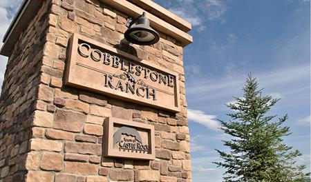 Cobblestone Ranch - Entrance
