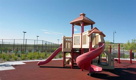Cobblestone Ranch - Playground