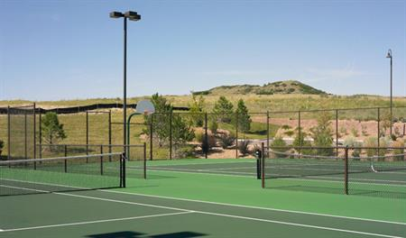 Cobblestone Ranch - Tennis Courts