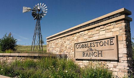 Cobblestone Ranch - Entrance