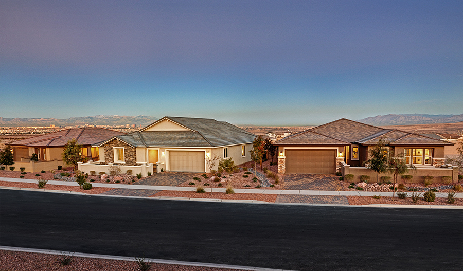 Model homes for sale in henderson nv